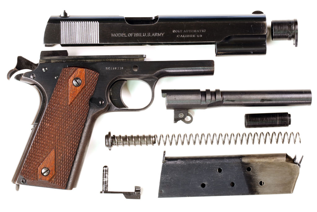 dating springfield 1911