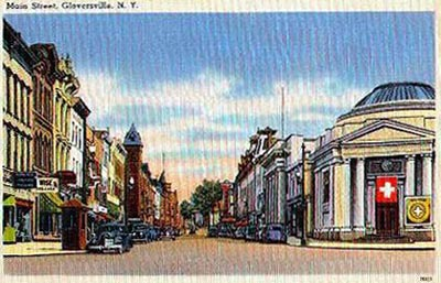 Gloversville, NY Town View